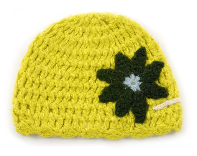 Crochet Hat For Reborn
