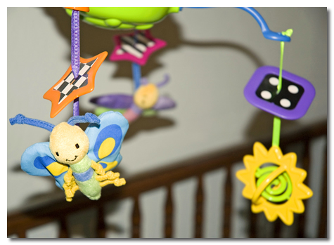 Reborn Nursery Mobile