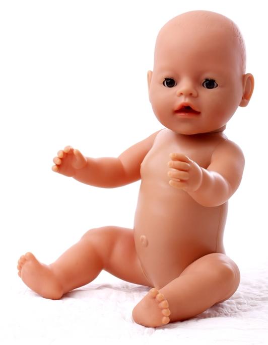 Vinyl Doll For Reborn