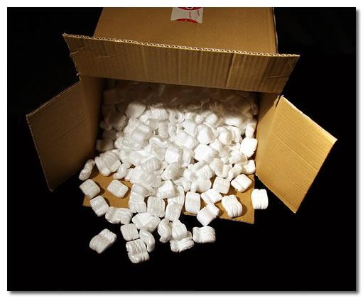 Opened Shipping Box
