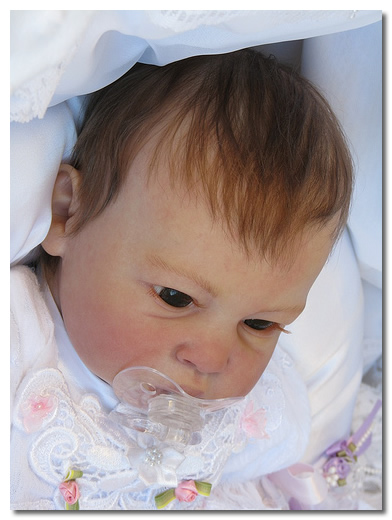 Routine matinale Reborn Doll